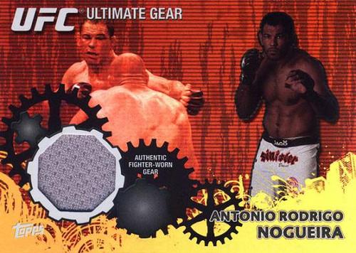 UFC 2010 Championship Ultimate Gear Relic Antonio Rodrigo Nogueira UG-AN [Gray]
