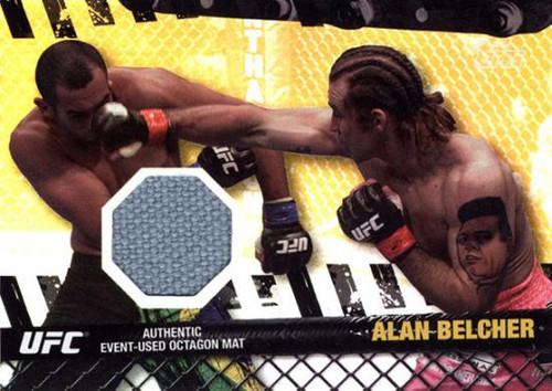 UFC 2010 Championship Fight Mat Relic Alan Belcher FM-AB [Gray]