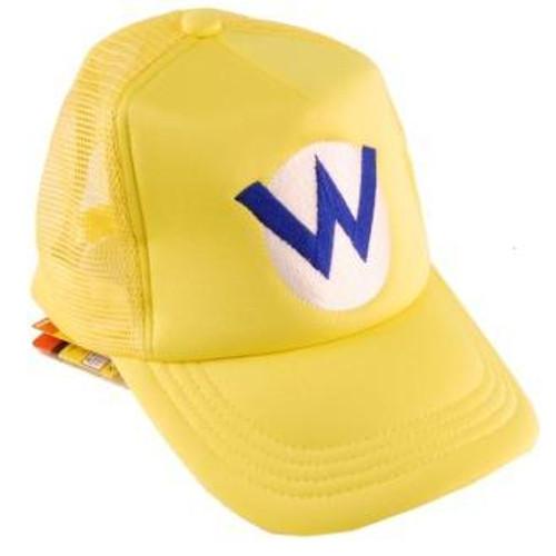 Super Mario Wario 36-Inch Baseball Cap