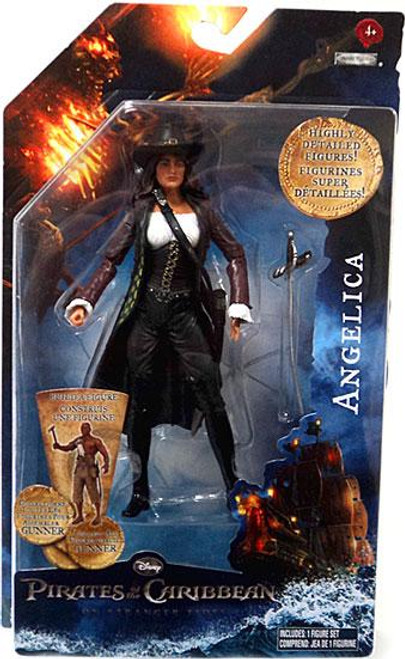 Pirates of the Caribbean On Stranger Tides Series 1 6-Inch Angelica Action Figure