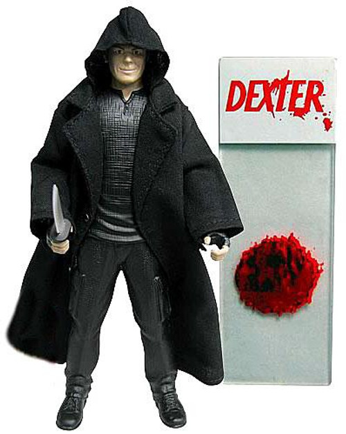 Dexter Exclusive Action Figure [The Dark Defender, SDCC 2011]