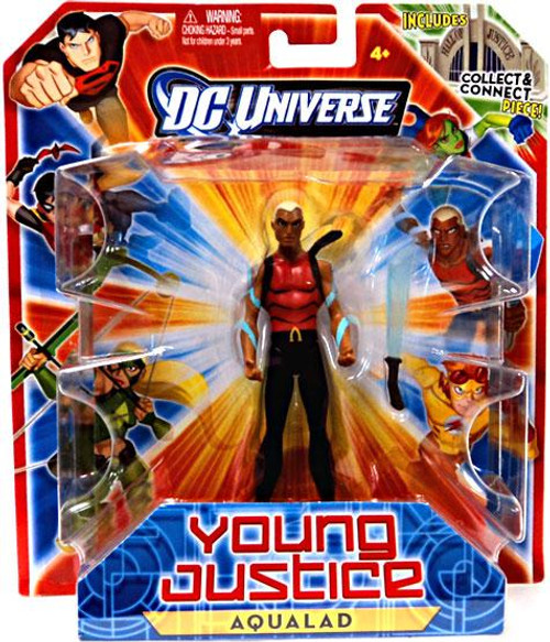 DC Universe Young Justice 4 Inch Aqualad Action Figure