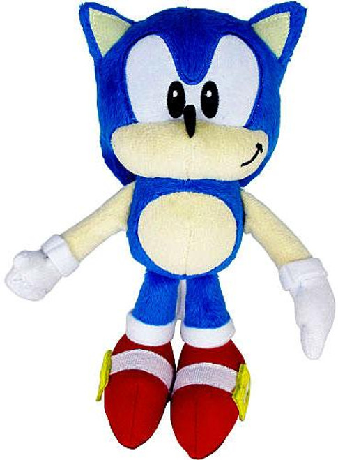 Sonic The Hedgehog 20th Anniversary Sonic 7-Inch Plush [Classic]