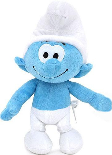The Smurfs Clumsy 7-Inch Plush