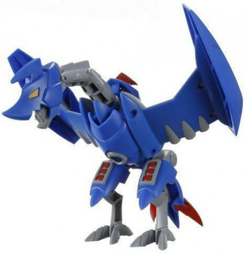 Digimon Xros Wars Mailbirdramon PVC Figure #05