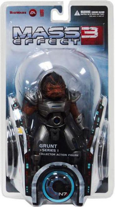 Mass Effect 3 Series 1 Grunt Action Figure