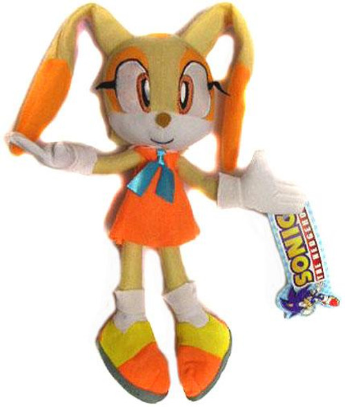 SEGA Sonic The Hedgehog Cream 15-Inch Plush Figure