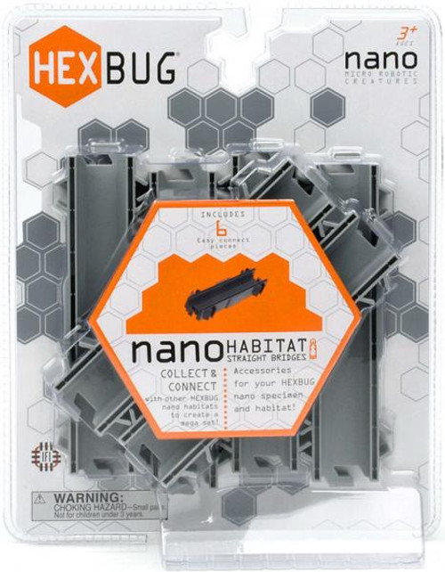 Hexbug Nano Habitat Straight Bridges