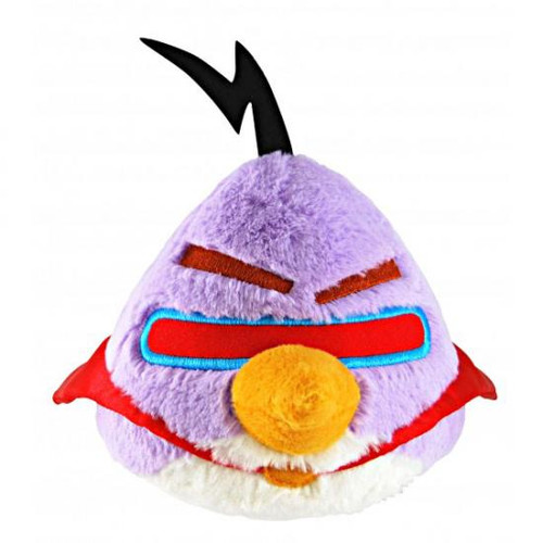 Angry Birds Space Lazer Bird 8-Inch Plush [With Sound]