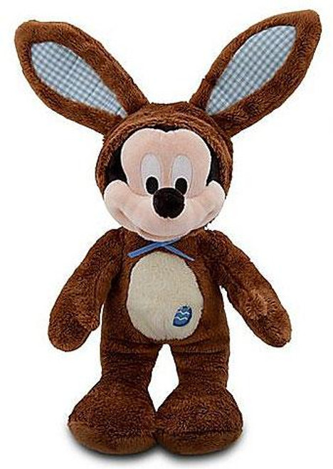 Disney Mickey Mouse Exclusive 9-Inch Plush [Bunny Suit]