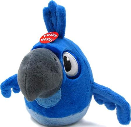 Angry Birds Rio Blu 16-Inch Plush [Talking]