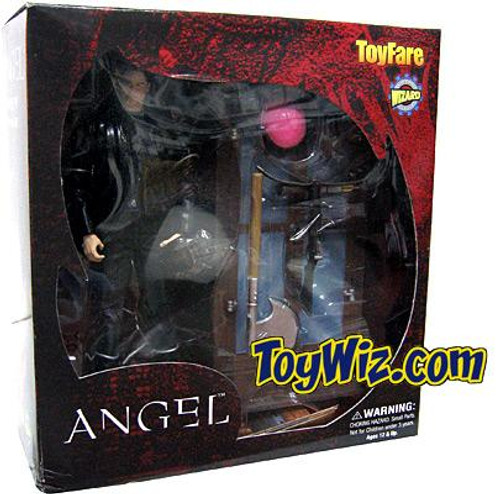 Angel Series 3 Wesley Exclusive Action Figure [Parting Gifts, Boxed]