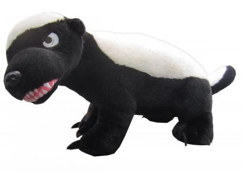 "Honey Badger 15-Inch Plush [""PG"" Rated Version]"