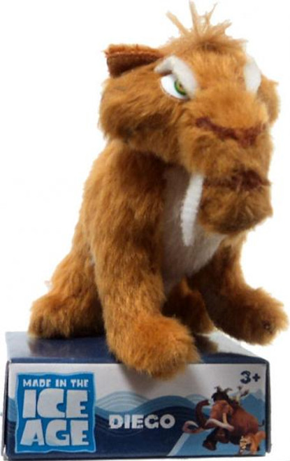 Ice Age Continental Drift Diego 2-Inch Plush
