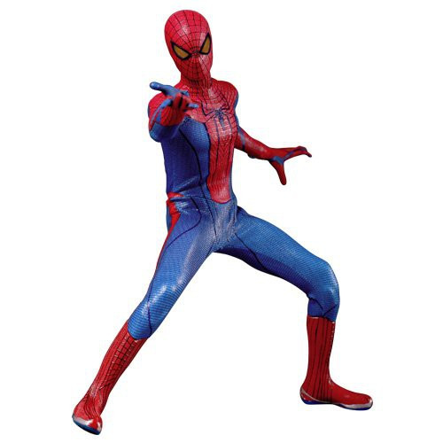 The Amazing Spider-Man Movie Masterpiece Spider-Man 1/6 Collectible Figure