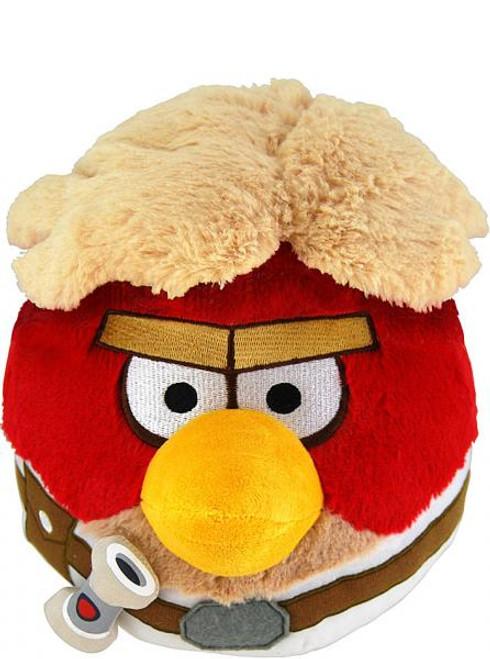 Star Wars Angry Birds Luke Skywalker Bird 8-Inch Plush