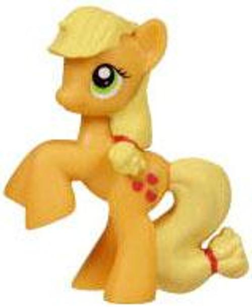 My Little Pony Friendship is Magic 2 Inch Applejack PVC Figure [Version 2]
