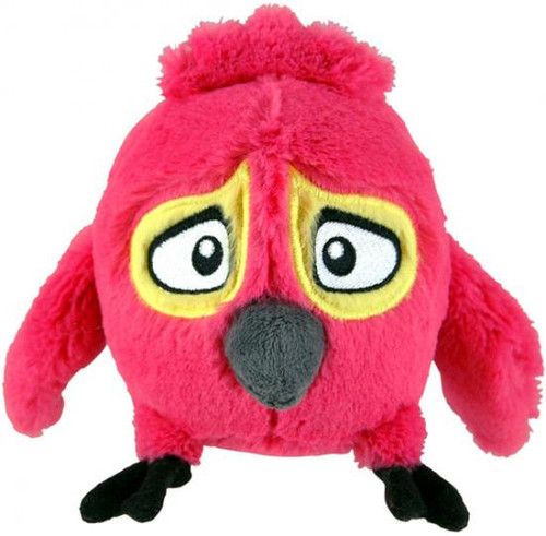 Angry Birds Rio Pink 5-Inch Plush [Talking]