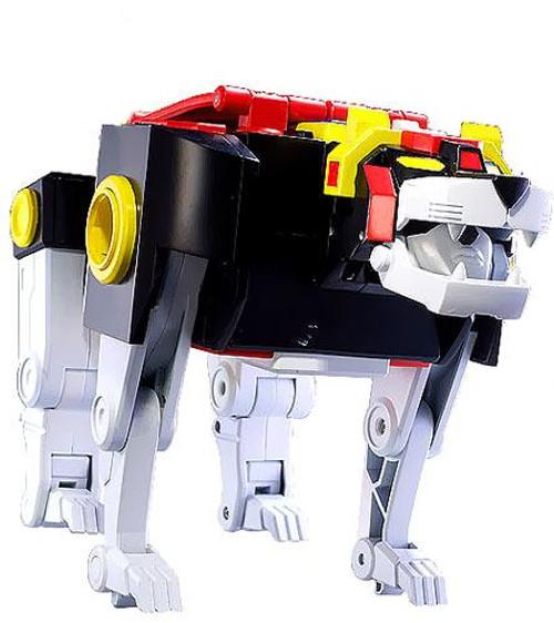 Voltron Club Lion Force Black Lion Exclusive Action Figure [Loose]