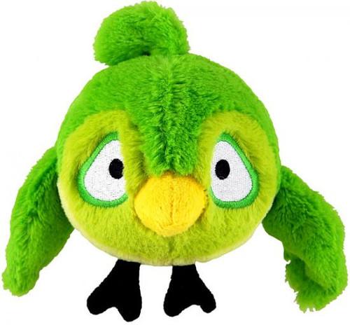 Angry Birds Rio Green 5-Inch Plush [Talking]