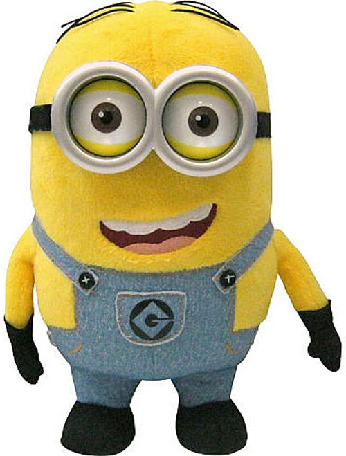 Despicable Me 2 Minion Dave 10-Inch Plush Figure [Think Way]