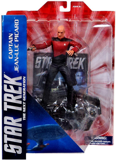 Star Trek The Next Generation Captain Picard Action Figure