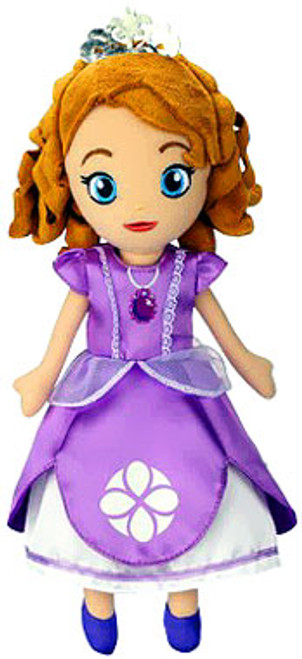 Disney Sofia the First Sofia Plush Doll