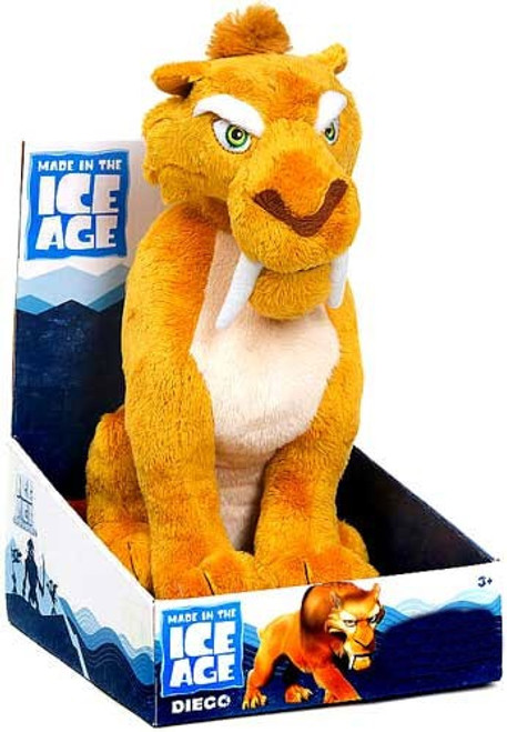 Ice Age Continental Drift Diego Plush