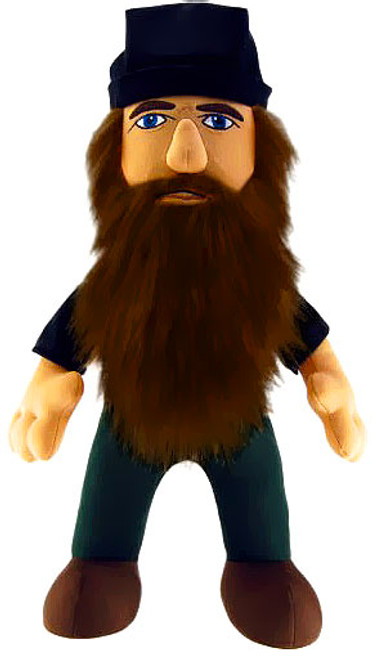 Duck Dynasty Jase 13-Inch Plush Figure [With Sound]