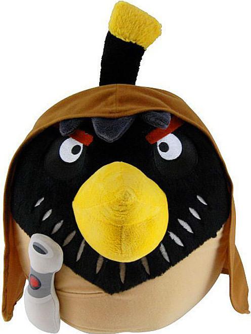 Star Wars Angry Birds Obi-Wan Kenobi Bird 16-Inch Plush