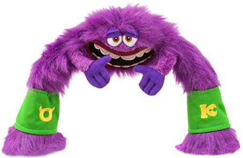 Disney / Pixar Monsters University Art Exclusive 7.5-Inch Plush