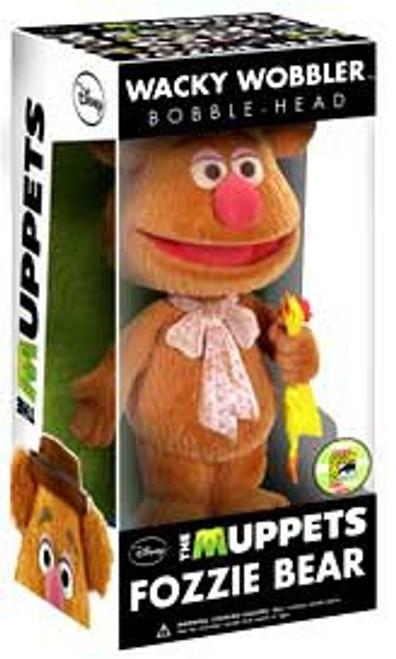 Funko The Muppets Wacky Wobbler Fozzie Bear Exclusive Bobble Head