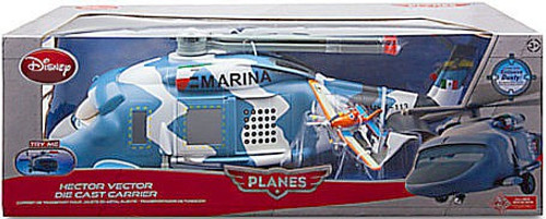 Disney Planes Hector Vector Exclusive Diecast Vehicle [Deluxe]