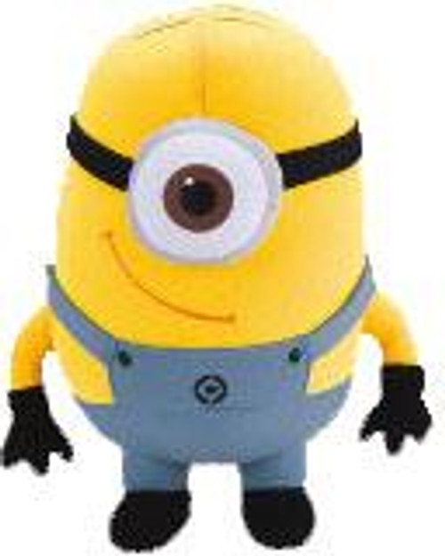 Despicable Me 2 Minion Stuart 10-Inch Plush Figure [Toy Factory]