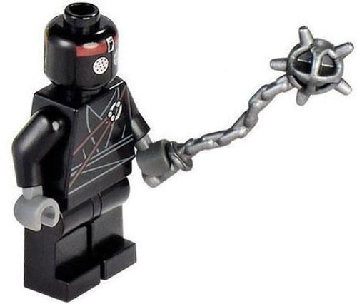 LEGO Teenage Mutant Ninja Turtles Loose Foot Soldier Minifigure [With Morning Star Loose]
