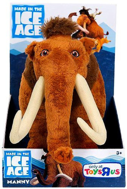 Ice Age Continental Drift Manny Plush