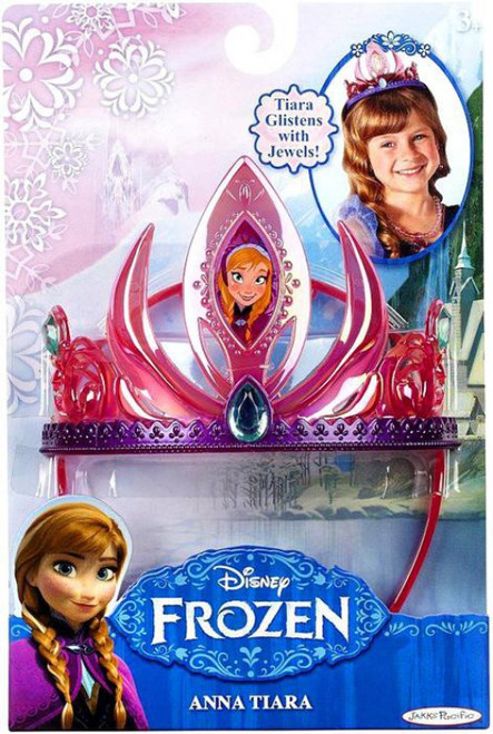 Disney Frozen Anna's Tiara Dress Up Toy