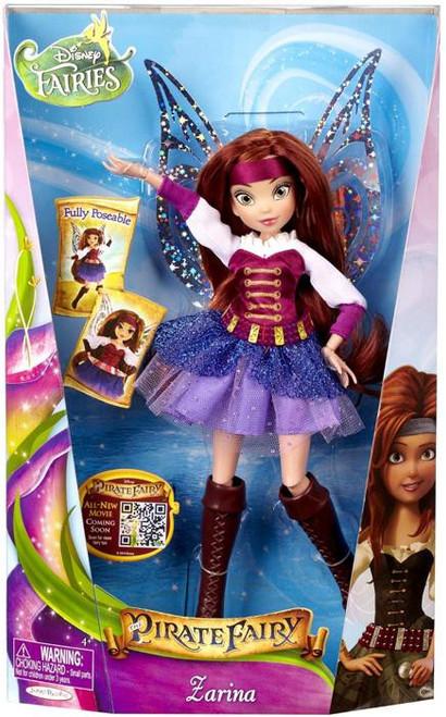 Disney Fairies Pirate Fairy Zarina 9-Inch Doll