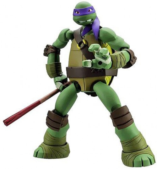 Teenage Mutant Ninja Turtles Nickelodeon Donatello Action Figure [5 Inch]