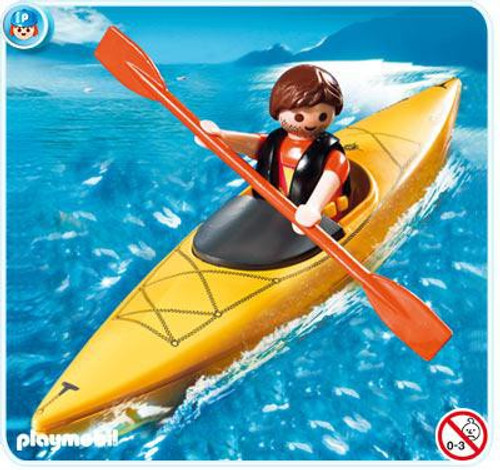 Playmobil Harbor Kayaker Set #5132