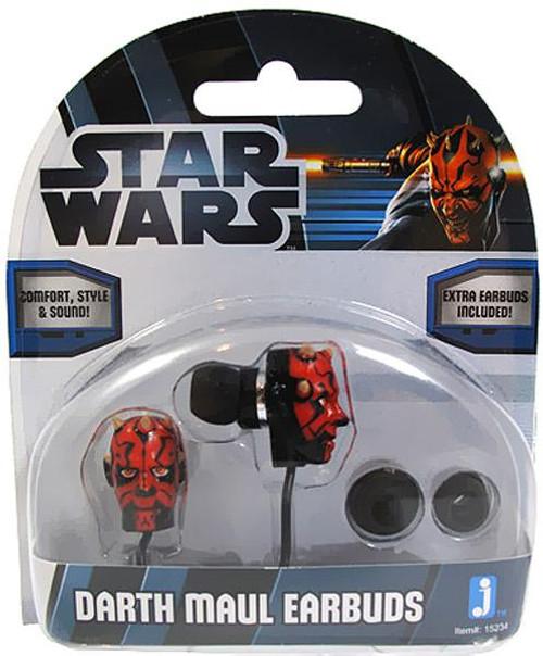 Star Wars Electronics Darth Maul Earbuds