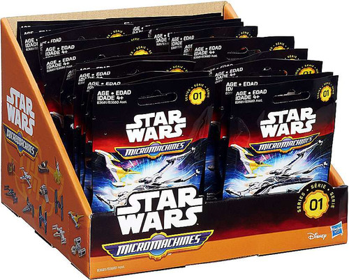 Star Wars The Force Awakens Micro Machines Series 1