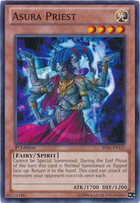YuGiOh Battle Pack: Epic Dawn Common Asura Priest BP01-EN125