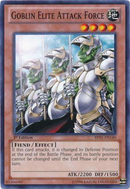 YuGiOh Battle Pack: Epic Dawn Common Goblin Elite Attack Force BP01-EN140