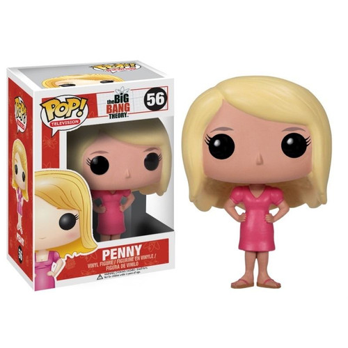 The Big Bang Theory Funko POP! Television Penny Vinyl Figure #56
