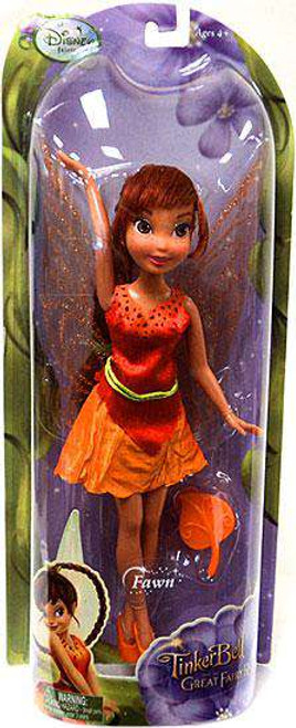 Disney Fairies Tinker Bell & The Great Fairy Rescue Fawn Doll
