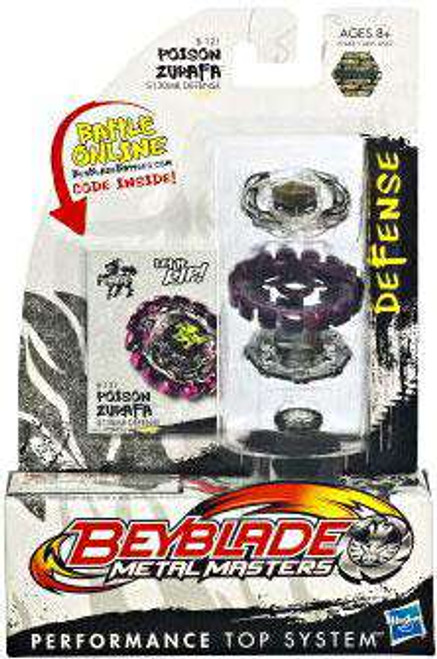 Beyblade Metal Masters Poison Zurafa B-121