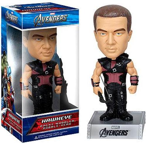 Funko Marvel Avengers Wacky Wobbler Hawkeye Bobble Head