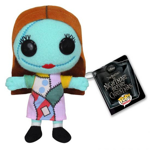 The Nightmare Before Christmas Funko 5 Inch Plushies Sally Plush