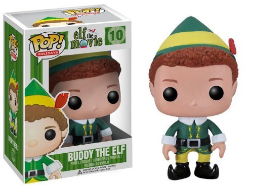 Elf the Movie Funko POP! Holidays Buddy the Elf Vinyl Figure #10